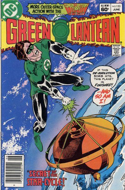 Green Lantern Vol 2 153