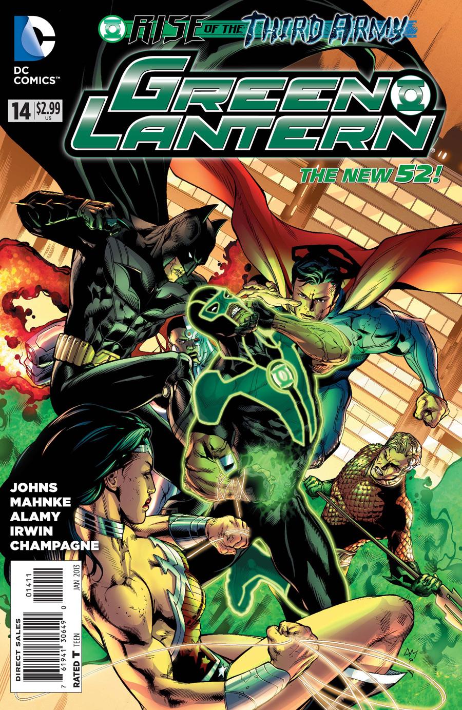 Green Lantern Vol 5 14