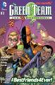 Green Team Teen Trillionaires Vol 1 3
