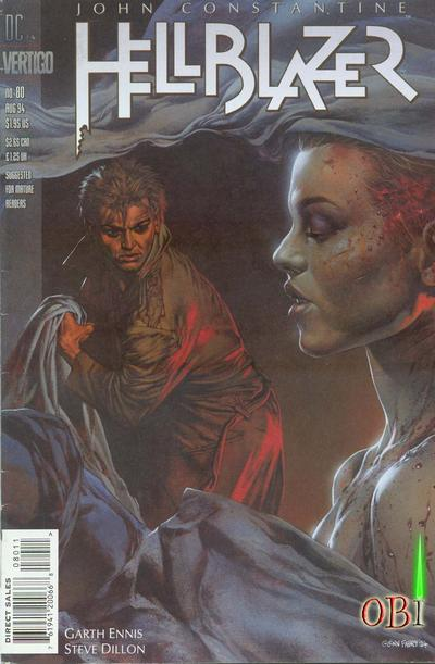 Hellblazer Vol 1 80