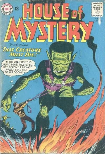 House of Mystery Vol 1 138