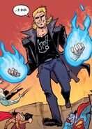 John Constantine Last 52 Armageddon Blues 0001