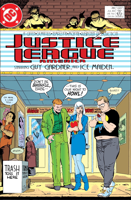 Justice League America Vol 1 28