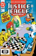 Justice League America Vol 1 61