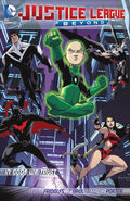 Justice League Beyond In Gods We Trust (Collected)