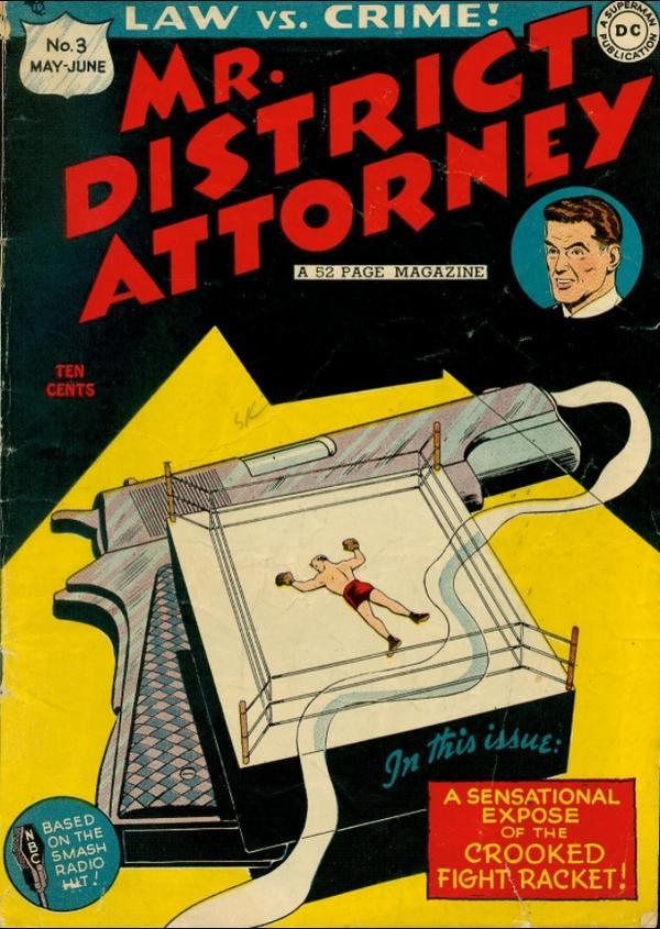 Mr. District Attorney Vol 1 3
