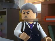 Perry White Lego DC Heroes 0001