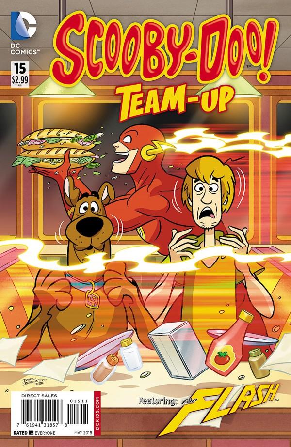 Scooby-Doo! Team-Up Vol 1 15