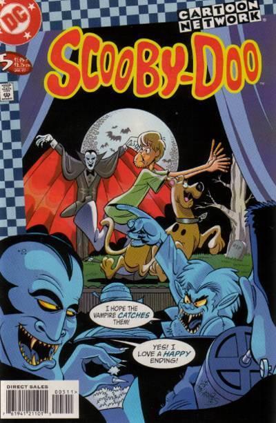 Scooby-Doo Vol 1 5