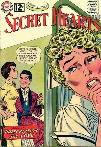 Secret Hearts Vol 1 81