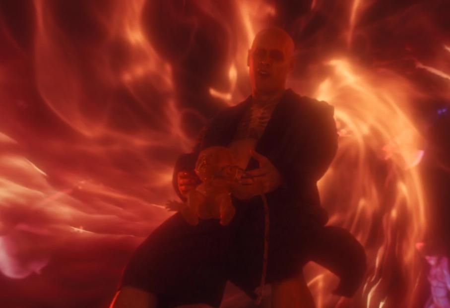 Shadowy Mister Evans (Doom Patrol TV Series)