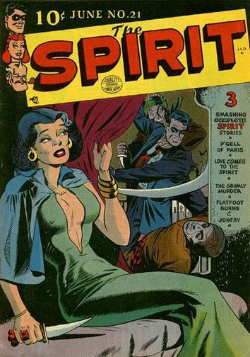 Spirit (Quality) Vol 1 21