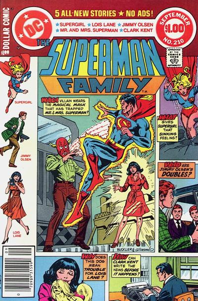 Superman Family Vol 1 210