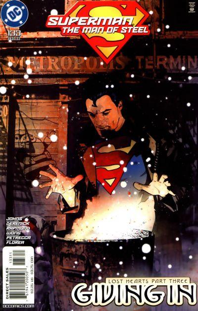 Superman: The Man of Steel Vol 1 133