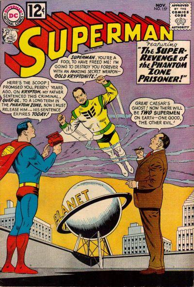 Superman Vol 1 157
