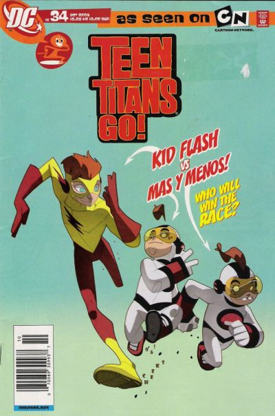 Teen Titans Go! Vol 1 34