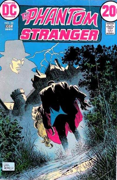 The Phantom Stranger Vol 2 22