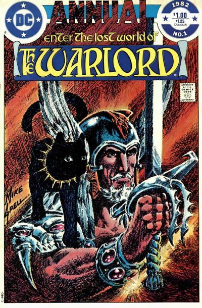 Warlord Annual Vol 1 1