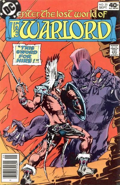 Warlord Vol 1 25