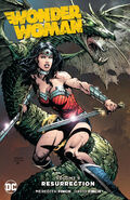 Wonder Woman Resurrection