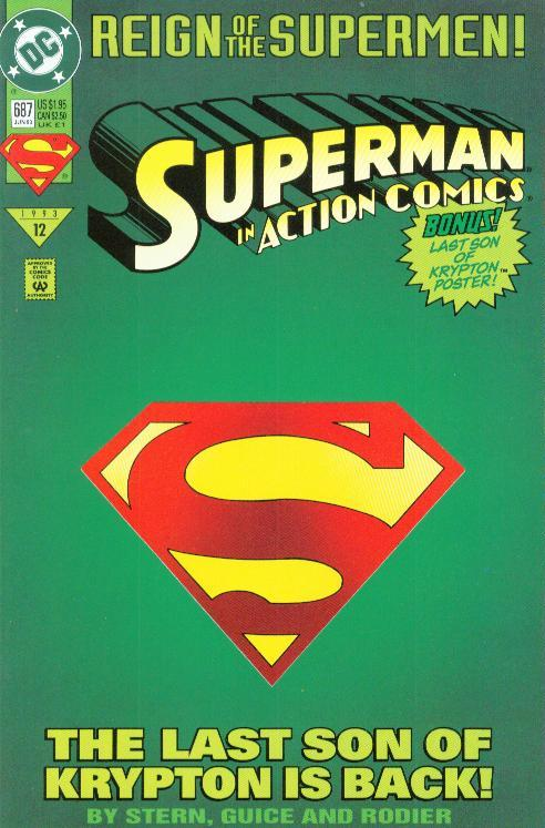 Action Comics Vol 1 687