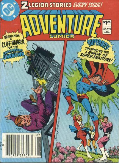 Adventure Comics Vol 1 495