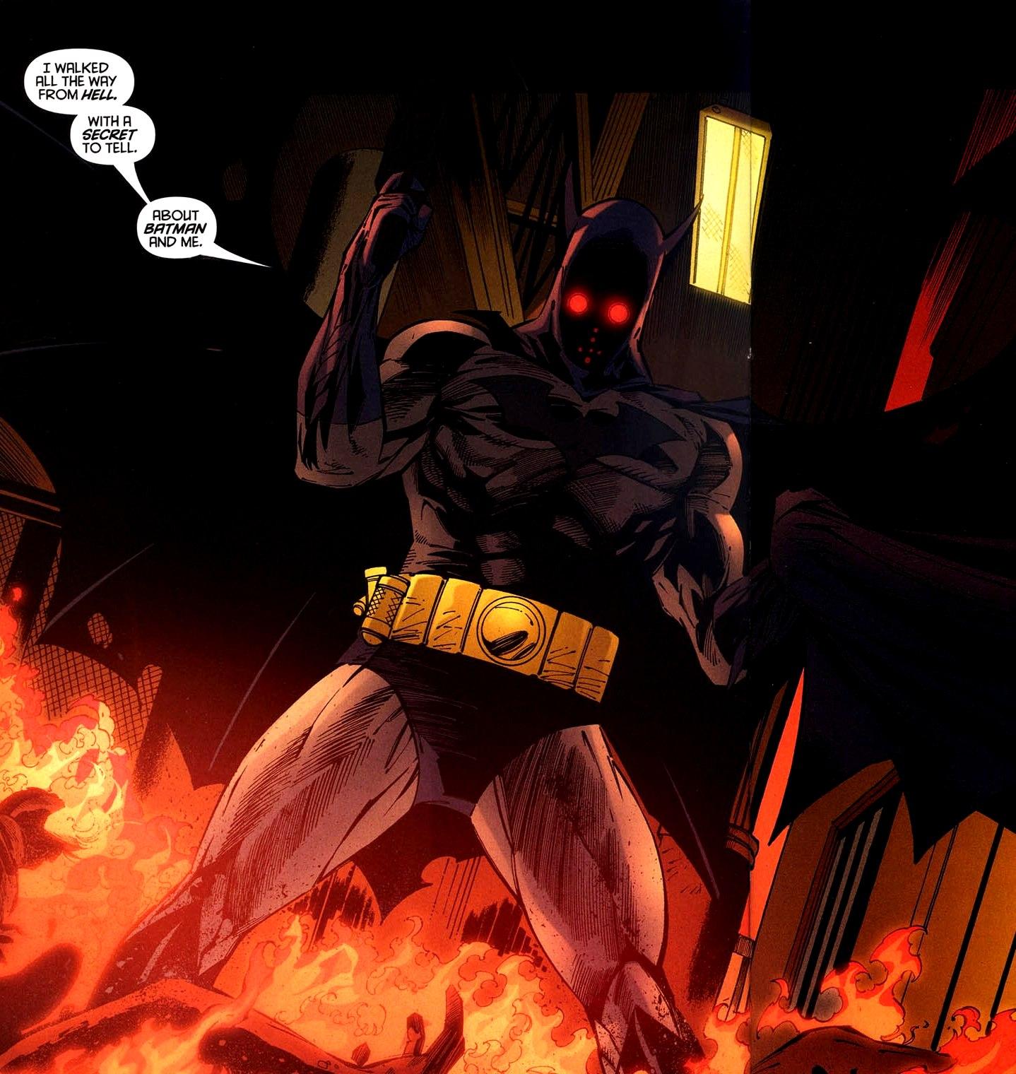 Bat-Devil