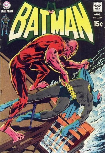 Batman Vol 1 224