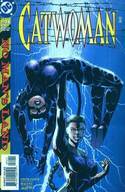 Catwoman Vol 2 74