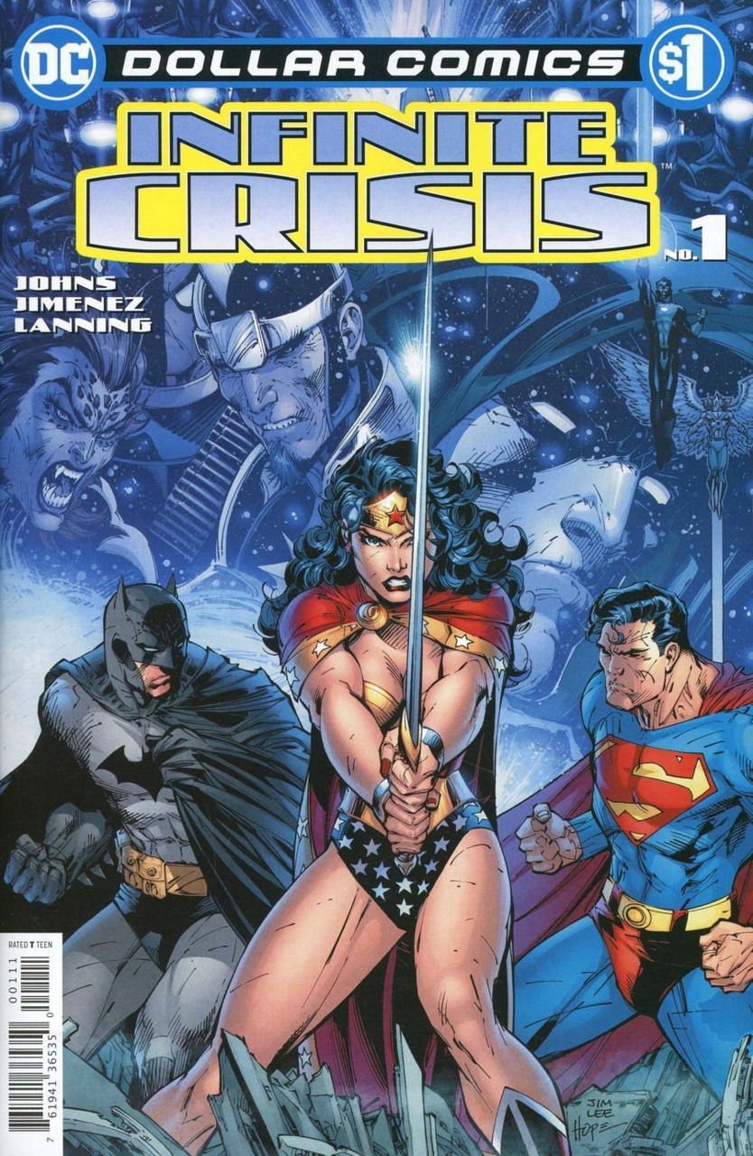 Dollar Comics: Infinite Crisis Vol 1 1