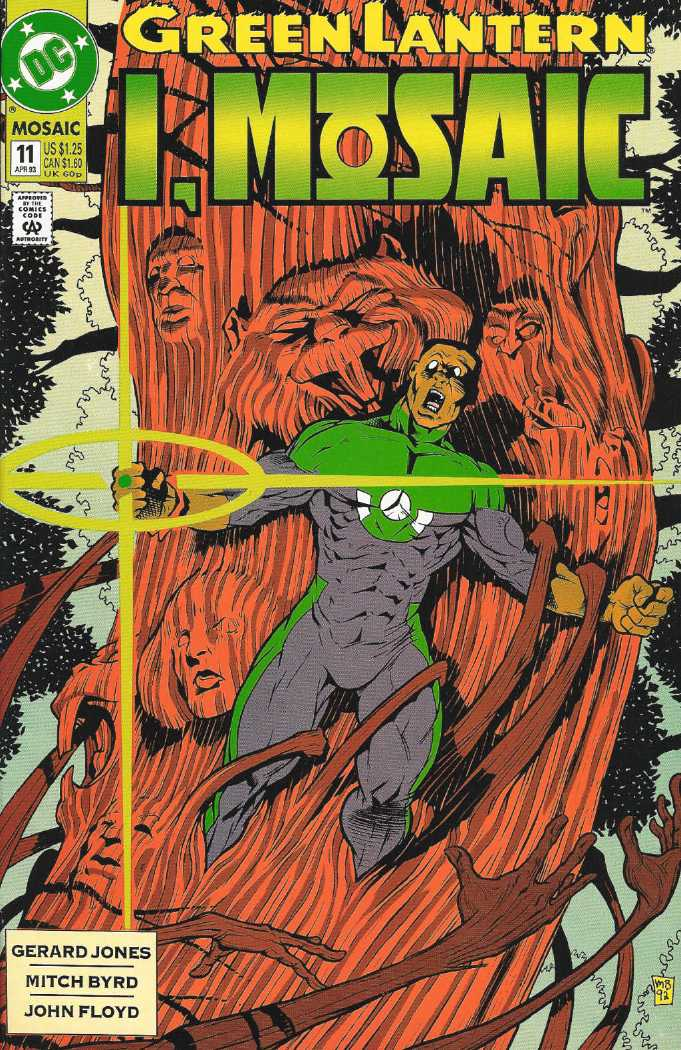 Green Lantern: Mosaic Vol 1 11