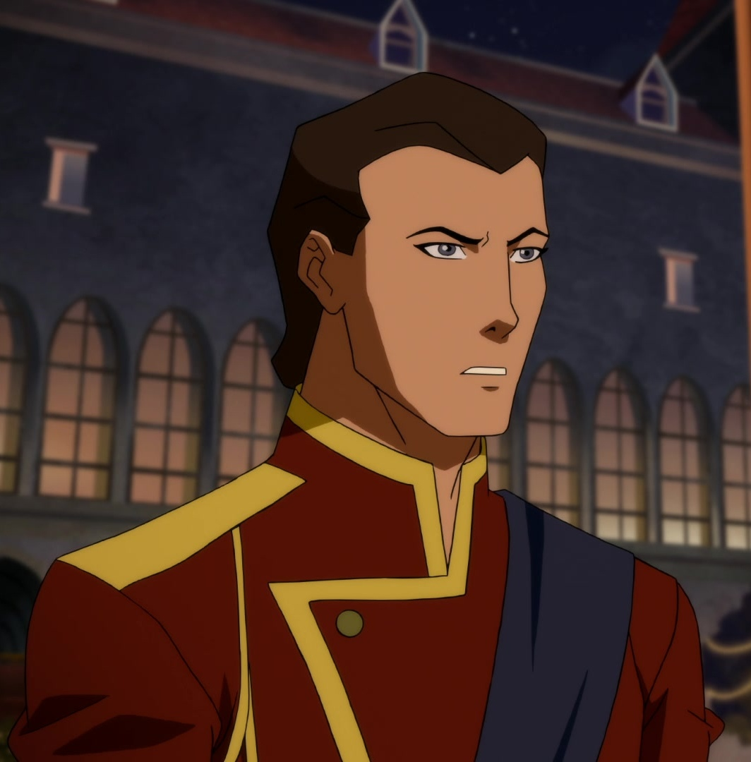Gregor Markov (Earth-16)
