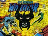 Guy Gardner: Warrior Vol 1 24