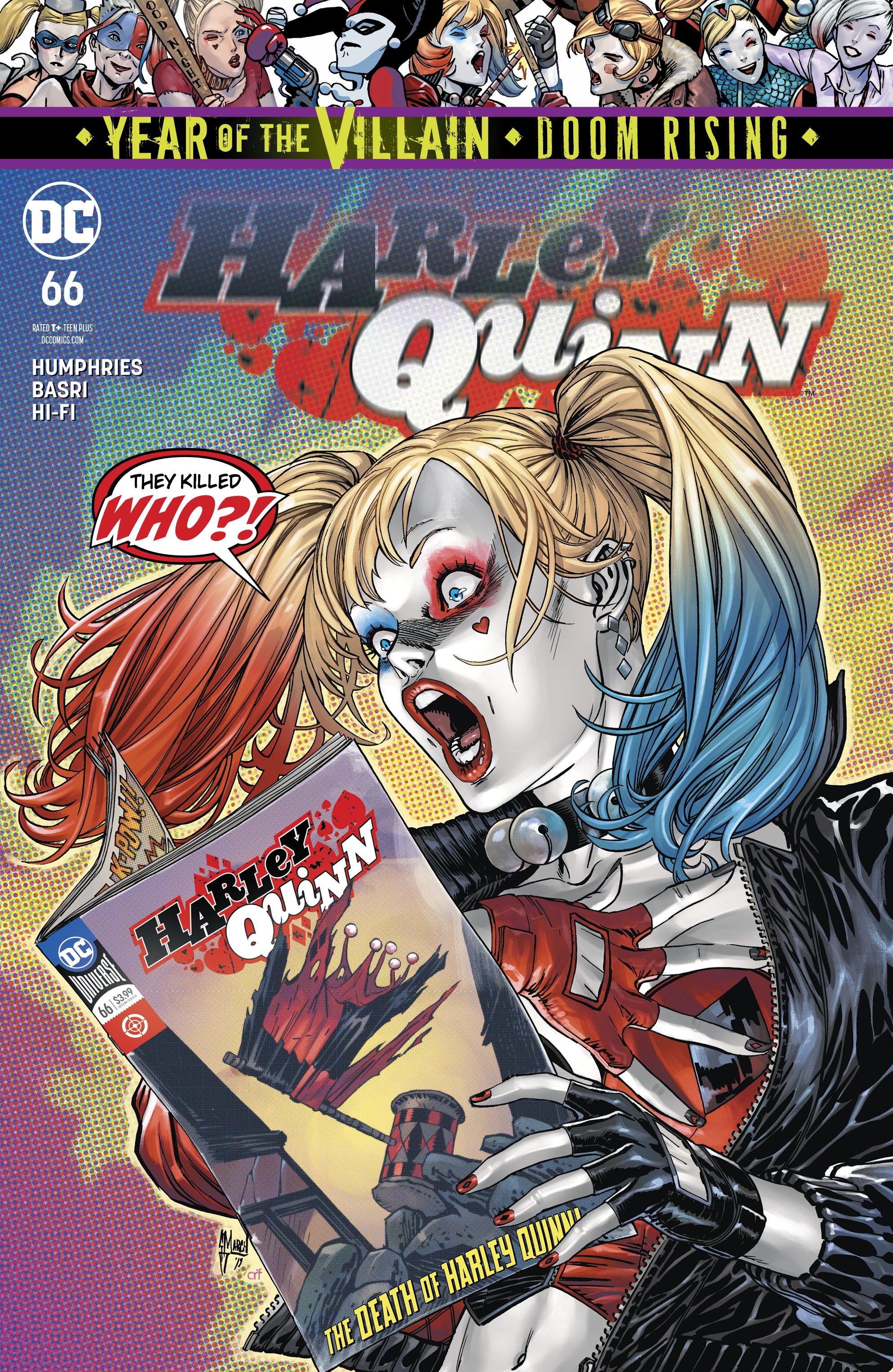 Harley Quinn Vol 3 66