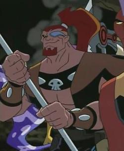Adam Orion (Legion of Super-Heroes TV Series)