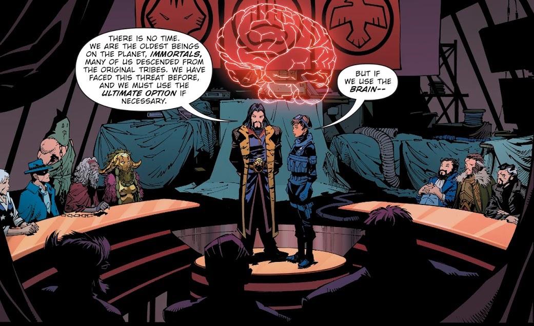 Council of Immortals (Prime Earth)
