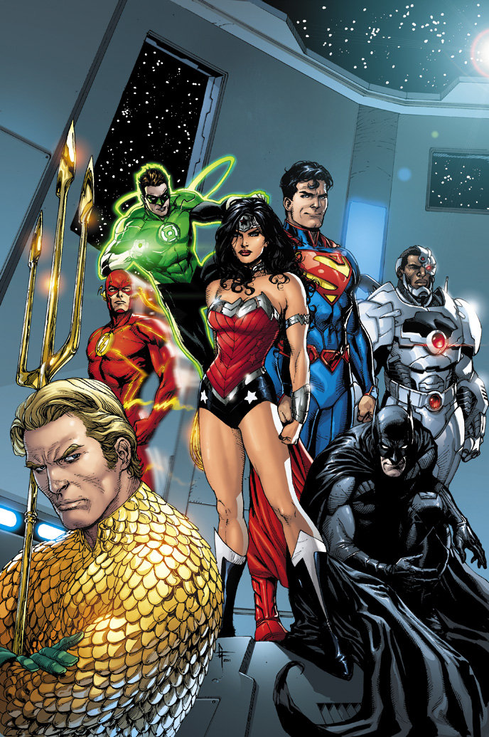 Justice League Vol 2 7
