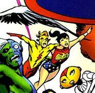 Kid Flash Nail 001
