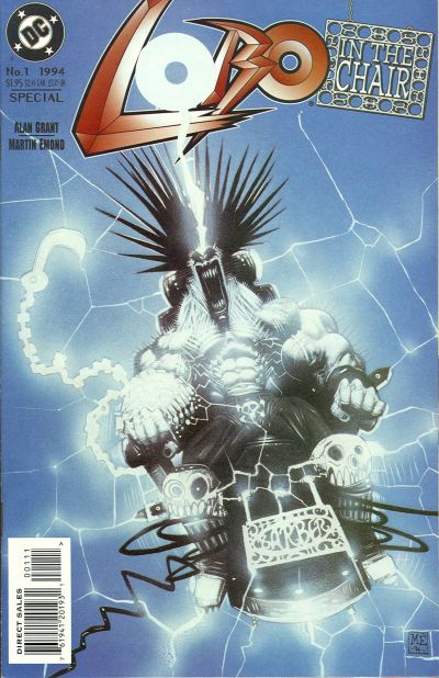Lobo: In the Chair Vol 1 1