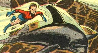 Porpy the Porpoise (Earth-One)