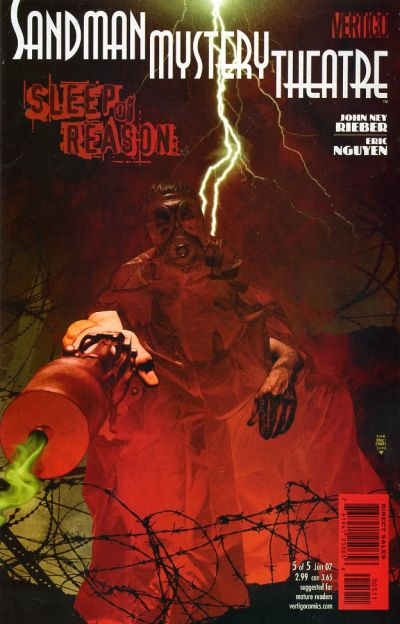 Sandman Mystery Theatre: Sleep of Reason Vol 1 5