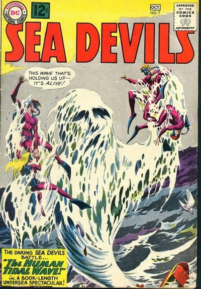 Sea Devils Vol 1 7
