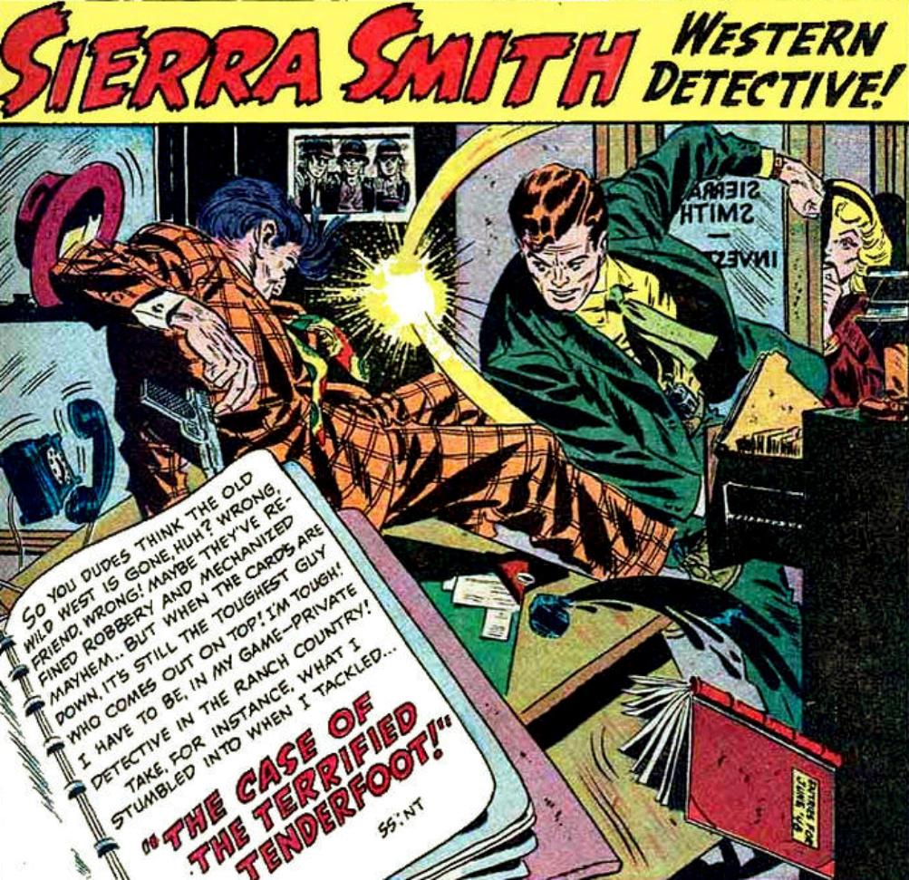 Sierra Smith (Earth-Two)