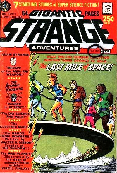 Strange Adventures Vol 1 229