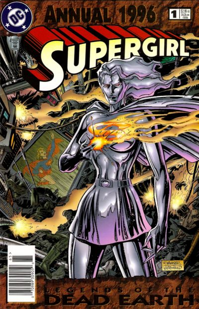 Supergirl Annual Vol 4 1