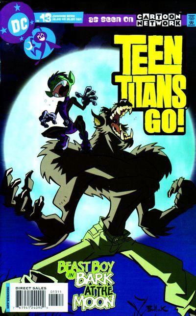 Teen Titans Go! Vol 1 13
