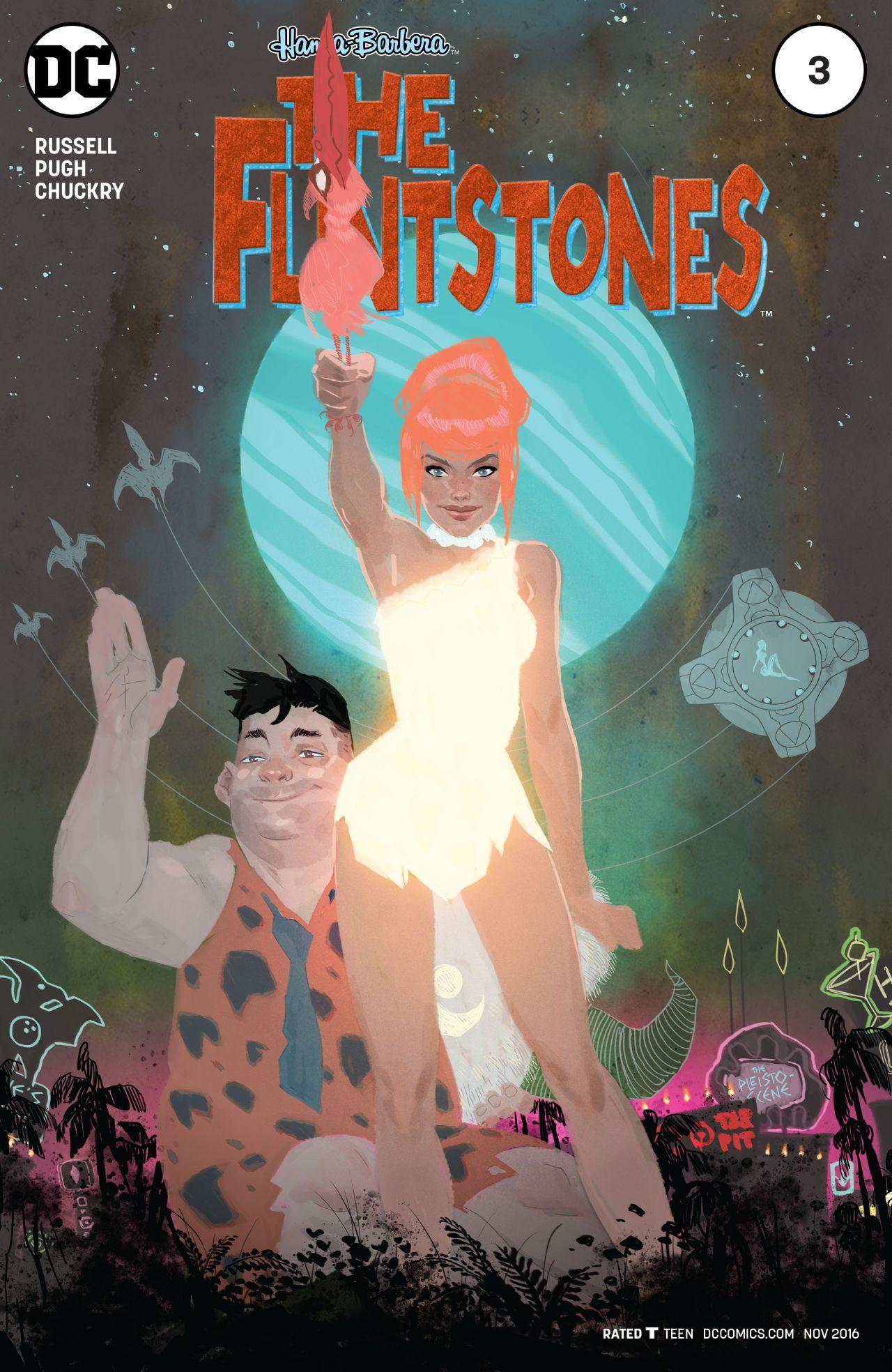 The Flintstones Vol 1 3