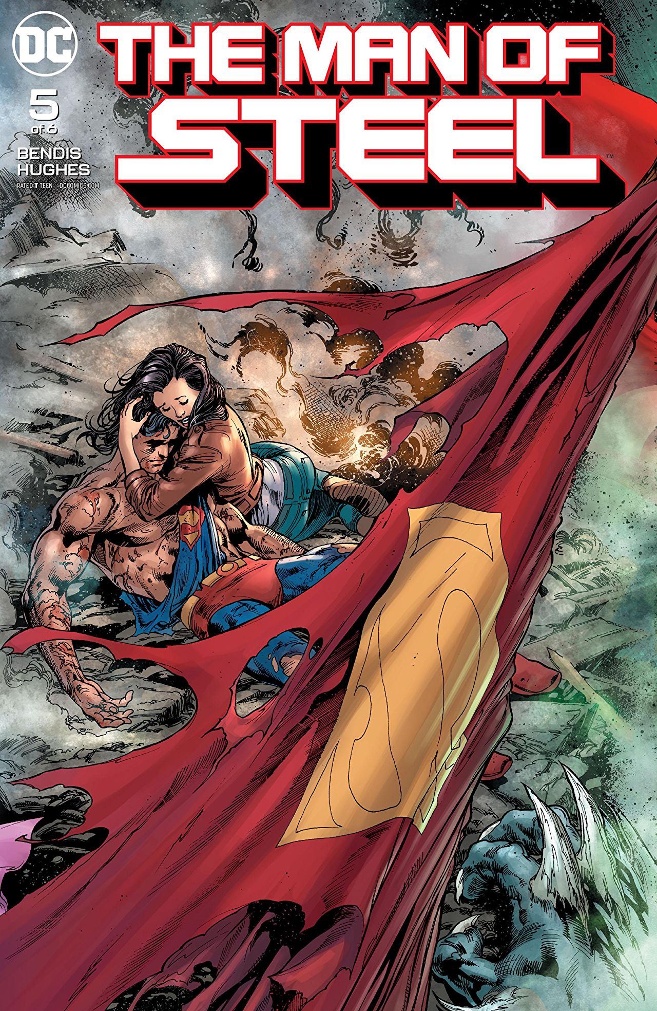 The Man of Steel Vol 2 5