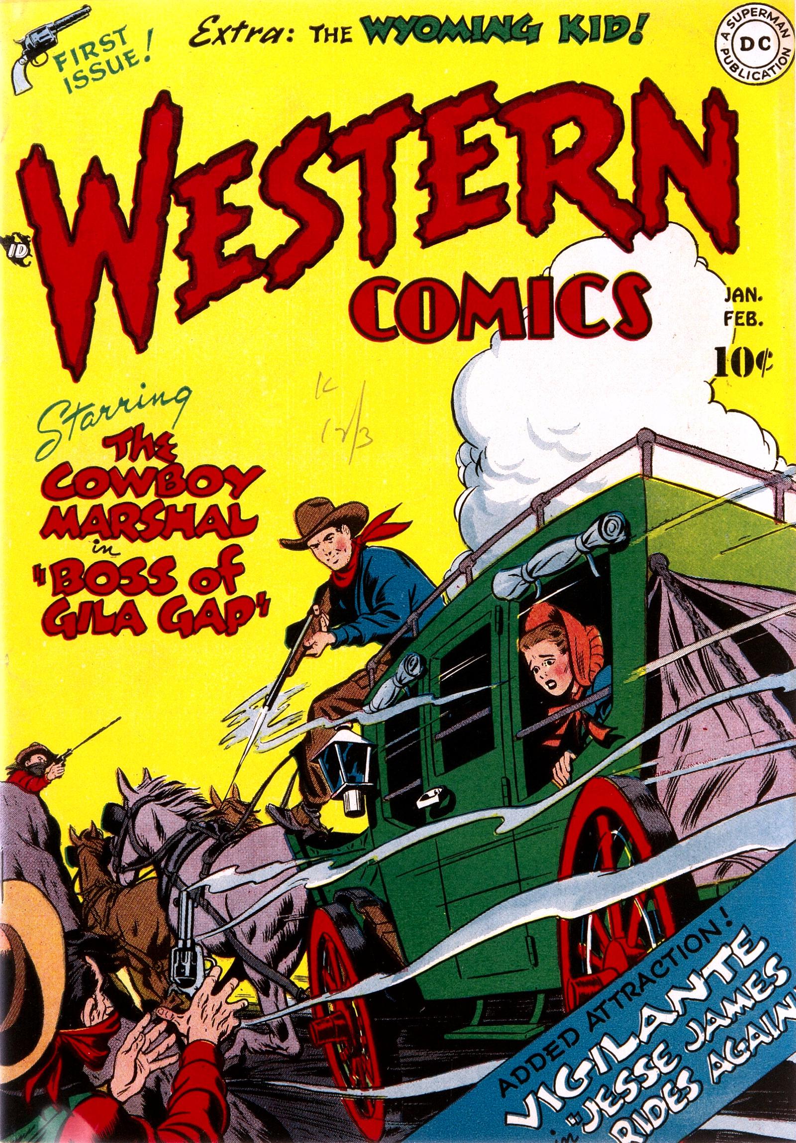 Western Comics Vol 1