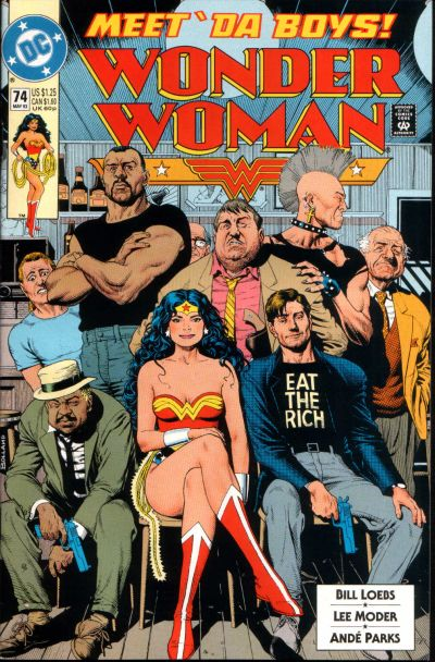 Wonder Woman Vol 2 74